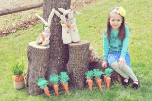 Vintage Spring Easter Egg Hunt Party via Kara's Party Ideas karaspartyideas.com #easter #spring #egg #hunt #children's #ideas #party #treats #recipes #decorations #supplies (87)