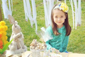 Vintage Spring Easter Egg Hunt Party via Kara's Party Ideas karaspartyideas.com #easter #spring #egg #hunt #children's #ideas #party #treats #recipes #decorations #supplies (83)