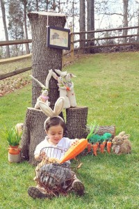 Vintage Spring Easter Egg Hunt Party via Kara's Party Ideas karaspartyideas.com #easter #spring #egg #hunt #children's #ideas #party #treats #recipes #decorations #supplies (66)