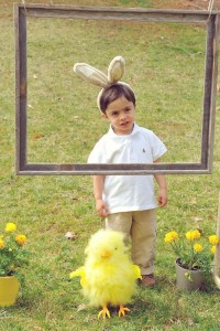 Vintage Spring Easter Egg Hunt Party via Kara's Party Ideas karaspartyideas.com #easter #spring #egg #hunt #children's #ideas #party #treats #recipes #decorations #supplies (42)