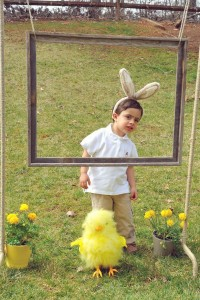Vintage Spring Easter Egg Hunt Party via Kara's Party Ideas karaspartyideas.com #easter #spring #egg #hunt #children's #ideas #party #treats #recipes #decorations #supplies (41)