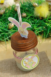 Vintage Spring Easter Egg Hunt Party via Kara's Party Ideas karaspartyideas.com #easter #spring #egg #hunt #children's #ideas #party #treats #recipes #decorations #supplies (35)