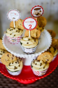 Milk and cookies 2nd birthday party via Kara's Party Ideas shower party supplies shop online karaspartyideas.com (37)