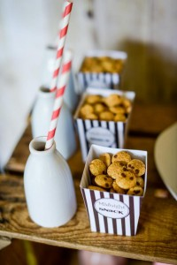 Milk and cookies 2nd birthday party via Kara's Party Ideas shower party supplies shop online karaspartyideas.com (2)