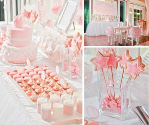 Daddy's little PRINCESS ballerina themed birthday party via Kara's Party Ideas karaspartyideas.com #ballerina #girl #princess #themed #birthday #party #ruffle #cake #idea #supplies #decor