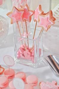 Daddy's little princess pink ballerina ballet birthday party via Kara's Party Ideas _ KarasPartyIdeas.com-10_600x903