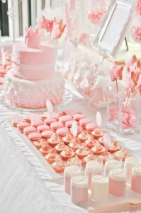 Daddy's little princess pink ballerina ballet birthday party via Kara's Party Ideas _ KarasPartyIdeas.com-6_600x903