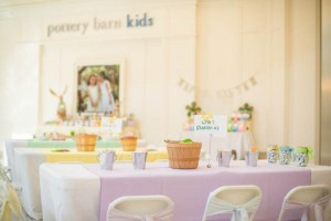 Easter Peter Rabbit Party for Pottery Barn Kids via Kara's Party Ideas karaspartyideas.com #Easter #Pottery #barn #kids #party #ideas #idea #spring #cake #decorations #birthday #celebration (62)