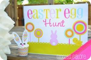 Easter Egg Hunt Sign_600x397
