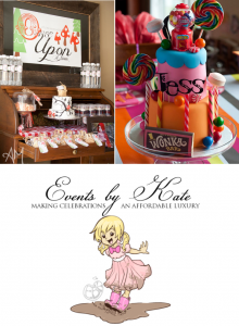 Events by Kate custom parties via Kara's Party Ideas karaspartyideas.com