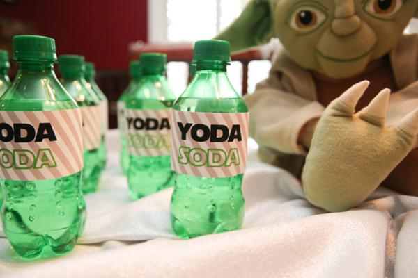 heres - Star Wars Party Decorations