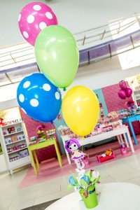 LalaLoopsy themed birthday party via Kara's Party IDeas karaspartyideas.com #lala #loopsy #party #themed #ideas #cake #idea (10)