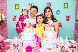 LalaLoopsy themed birthday party via Kara's Party IDeas karaspartyideas.com #lala #loopsy #party #themed #ideas #cake #idea (2)