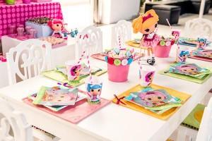 LalaLoopsy themed birthday party via Kara's Party IDeas karaspartyideas.com #lala #loopsy #party #themed #ideas #cake #idea (15)