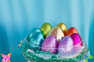 The Golden Egg Book Easter Party via Kara's Party Ideas KarasPartyIdeas.com #easter #egg #golden #book #the #party #spring #ideas (41)