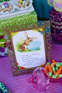The Golden Egg Book Easter Party via Kara's Party Ideas KarasPartyIdeas.com #easter #egg #golden #book #the #party #spring #ideas (40)