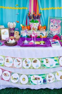 The Golden Egg Book Easter Party via Kara's Party Ideas KarasPartyIdeas.com #easter #egg #golden #book #the #party #spring #ideas (52)
