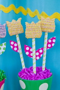 The Golden Egg Book Easter Party via Kara's Party Ideas KarasPartyIdeas.com #easter #egg #golden #book #the #party #spring #ideas (34)