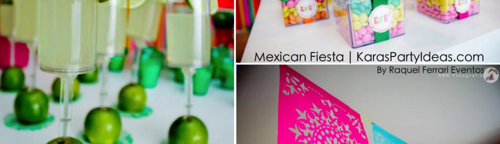 Mexican Fiesta Party via Kara's Party IDeas karaspartyideas.com #mexican #fiesta #party #spanish #latin #dancing #cupcakes #margarita #ideas #idea #cake #cinco #de #mayo (1)