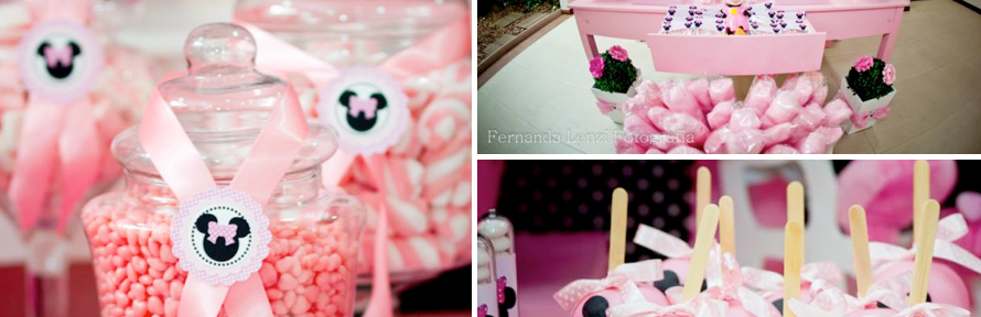 Minnie Mouse Themed Birthday Party via Kara's Party Ideas karaspartyideas.com #minnie #mouse #themed #birthday #party #planning #ideas #cake #idea #decor #favors #supplies