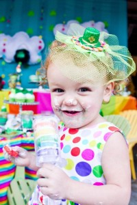 St Patrick's Day Rainbow Luck O The Irish Themed Party via Kara's Party Ideas karaspartyideas.com #st #patrick's #day #party #irish #ideas #supplies #decorations #cake #dessert #treats #kids (2)