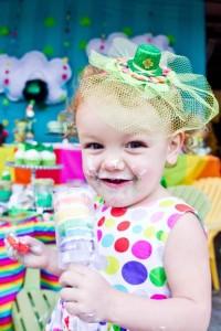 St Patrick's Day Rainbow Luck O The Irish Themed Party via Kara's Party Ideas karaspartyideas.com #st #patrick's #day #party #irish #ideas #supplies #decorations #cake #dessert #treats #kids (2)