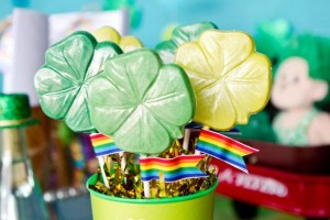 St Patrick's Day Rainbow Luck O The Irish Themed Party via Kara's Party Ideas karaspartyideas.com #st #patrick's #day #party #irish #ideas #supplies #decorations #cake #dessert #treats #kids (35)