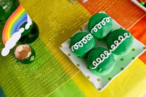 St Patrick's Day Rainbow Luck O The Irish Themed Party via Kara's Party Ideas karaspartyideas.com #st #patrick's #day #party #irish #ideas #supplies #decorations #cake #dessert #treats #kids (34)