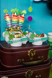 St Patrick's Day Rainbow Luck O The Irish Themed Party via Kara's Party Ideas karaspartyideas.com #st #patrick's #day #party #irish #ideas #supplies #decorations #cake #dessert #treats #kids (48)