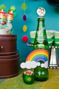 St Patrick's Day Rainbow Luck O The Irish Themed Party via Kara's Party Ideas karaspartyideas.com #st #patrick's #day #party #irish #ideas #supplies #decorations #cake #dessert #treats #kids (32)