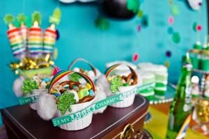 St Patrick's Day Rainbow Luck O The Irish Themed Party via Kara's Party Ideas karaspartyideas.com #st #patrick's #day #party #irish #ideas #supplies #decorations #cake #dessert #treats #kids (23)
