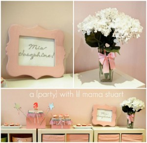 MODERN PINK PRINCESS BALLERINA birthday party via Kara's Party Ideas karaspartyideas.com #pink #princess #modern #ballerina #birthday #party #idea #decor #cake (11)
