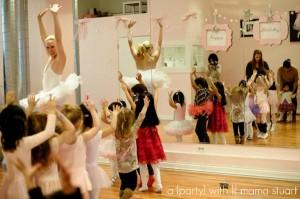 MODERN PINK PRINCESS BALLERINA birthday party via Kara's Party Ideas karaspartyideas.com #pink #princess #modern #ballerina #birthday #party #idea #decor #cake (9)