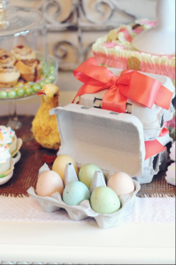 Little Duckling Easter Spring Party via Kara's Party Ideas karaspartyideas.com #easter #spring #little #duckling #party #idea #decor #food #cake (10)