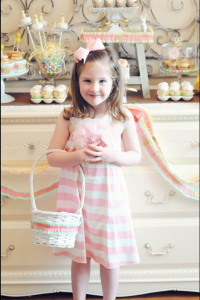 Little Duckling Easter Spring Party via Kara's Party Ideas karaspartyideas.com #easter #spring #little #duckling #party #idea #decor #food #cake (4)