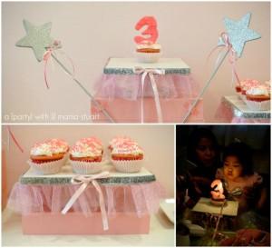 MODERN PINK PRINCESS BALLERINA birthday party via Kara's Party Ideas karaspartyideas.com #pink #princess #modern #ballerina #birthday #party #idea #decor #cake (6)
