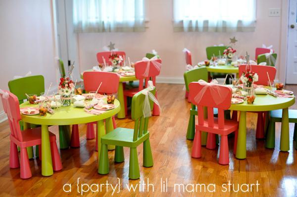 MODERN PINK PRINCESS BALLERINA Birthday Party Via Karas Ideas Karaspartyideas Pink