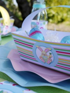 Kids' Pastel Easter Bunny Themed Brunch via Kara's Party Ideas karaspartyideas.com #easter #brunch #dinner #ideas #party #kids #bunny (36)
