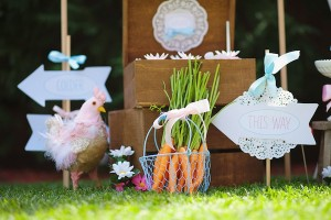 Easter Egg Hunt Play Date Party via Kara's Party Ideas KarasPartyIdeas.com #spring #easter #egg #hunt #play #date #party #idea #treats #ideas (5)