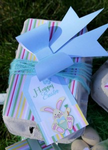 Kids' Pastel Easter Bunny Themed Brunch via Kara's Party Ideas karaspartyideas.com #easter #brunch #dinner #ideas #party #kids #bunny (18)
