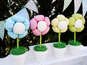 Kids' Pastel Easter Bunny Themed Brunch via Kara's Party Ideas karaspartyideas.com #easter #brunch #dinner #ideas #party #kids #bunny (10)