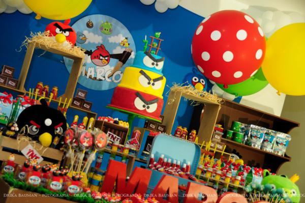 Karas Party Ideas Angry Birds Birthday Party Karas Party Ideas