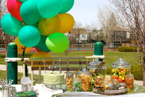 Army Camouflage Birthday Party via Kara's Party Ideas | KarasPartyIdeas.com #army #camouflage #military #party #ideas (26)