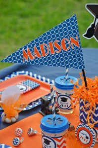 Graduation Party via Kara's Party Ideas | KarasPartyIdeas.com #grad #graduation #party #ideas (25)