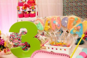 LalaLoopsy themed birthday party via Kara's Party Ideas KarasPartyIdeas.com #lalaloopsy #nanjaloopsy #birthday #party #ideas #cake #supplies #idea #favors #table #dessert (1) (51)