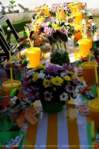 Fruit garden themed birthday party via Kara's Party Ideas! KarasPartyIdeas.com #unique #party #ideas #birthday #garden #fruit #spring #cake #cupcakes #idea (36)