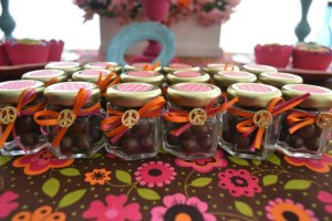 Hippie Bohemian OWL themed birthday party via Kara's Party Ideas KarasPartyIdeas.com (26)