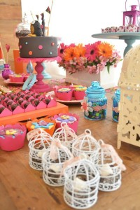 Hippie Bohemian OWL themed birthday party via Kara's Party Ideas KarasPartyIdeas.com (25)