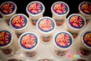 Pink Dinosaur Birthday Party for girls via Kara's Party Ideas KarasPartyIdeas.com #pink #dino #dinosaur #birthday #party #girls #ideas #cake #supplies #favors #decor #idea (33)