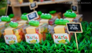 Fruit garden themed birthday party via Kara's Party Ideas! KarasPartyIdeas.com #unique #party #ideas #birthday #garden #fruit #spring #cake #cupcakes #idea (57)